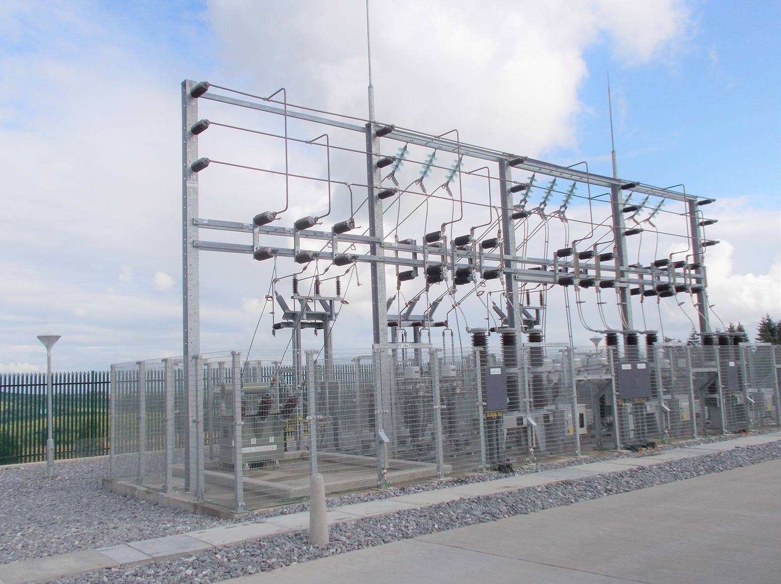 38kV AIS Substation