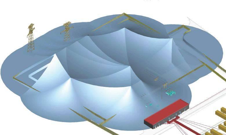 Primtech 3D Lightning Protection Design