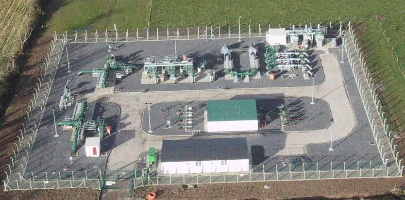 Gormanston AGI Gas Station