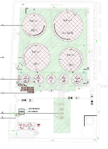 Hazardous Area Drawing
