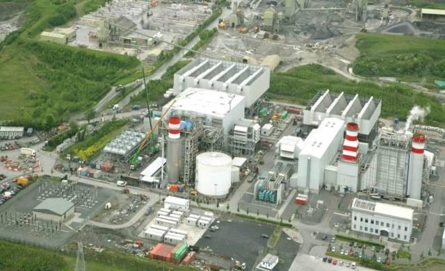 Huntstown Power Station