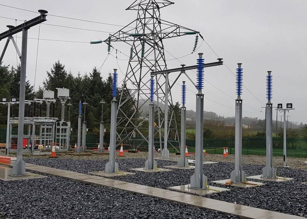 Wexford 110kV Substation