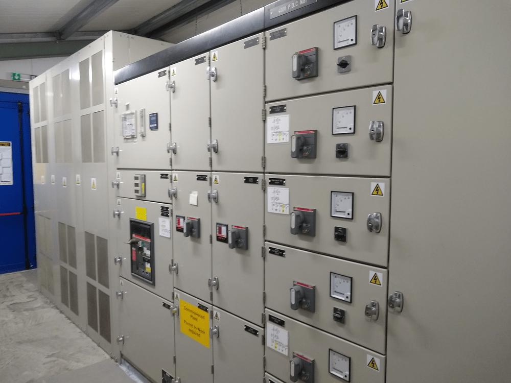 Plant MV LV Electrical