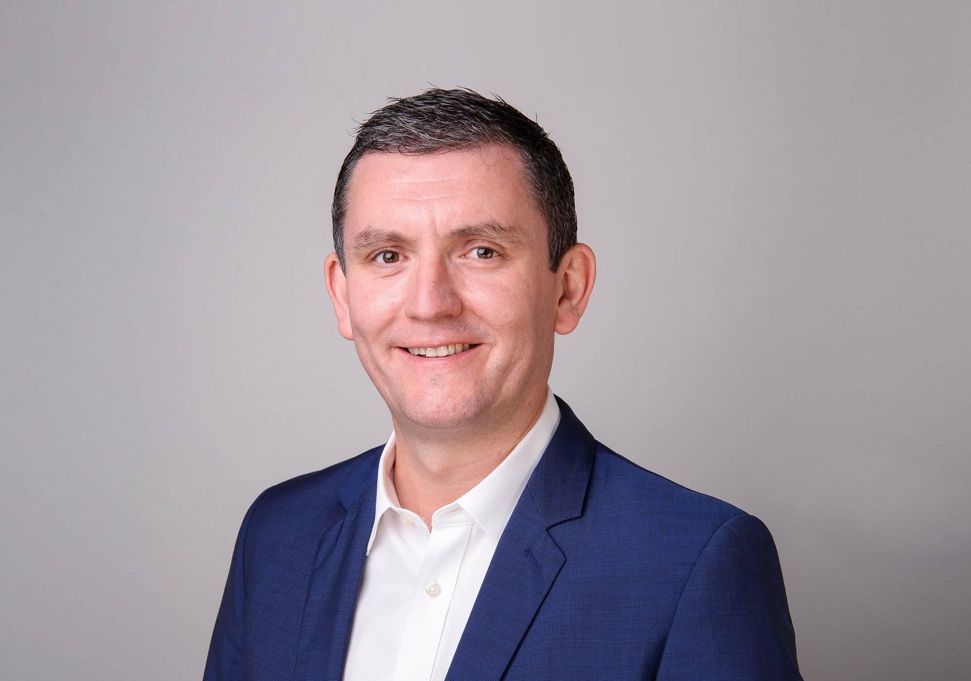 Martin Farrell, Managing Director