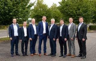 NeoDyne Senior Management Team